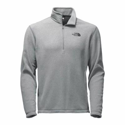ザ ノースフェイス The North Face その他トップス TKA 100 Glacier 1/4 Zip TNF Medium Grey Heather