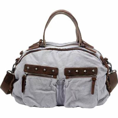 TSD ブランド TSD Brand ハンドバッグ Fiddle Bow Satchel Grey