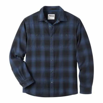 マウンテンカーキス Mountain Khakis シャツ Saloon Flannel Shirt Twilight