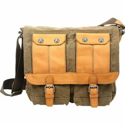 TSD ブランド TSD Brand メッセンジャーバッグ Valley River Messenger Bag Olive