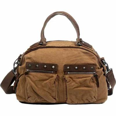 TSD ブランド TSD Brand ハンドバッグ Fiddle Bow Satchel Camel