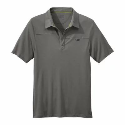 アウトドアリサーチ Outdoor Research ポロシャツ Sequence Polo Shirt Pewter