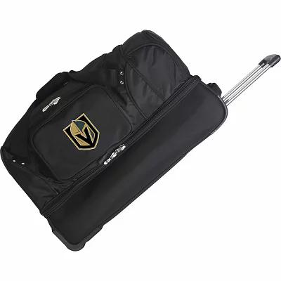 モジョ Mojo Licensing スーツケース・キャリーバッグ NHL 27' Drop Bottom Wheeled Duffel Vegas Golden Knights