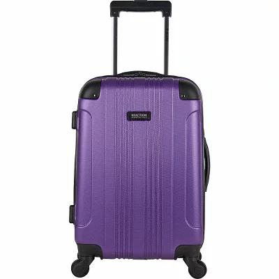 ケネス コール Kenneth Cole Reaction スーツケース・キャリーバッグ Out of Bounds 20' Spinner Carry-On Luggage Purple