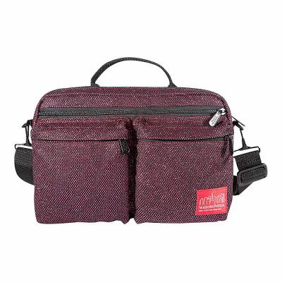 マンハッタンポーテージ Manhattan Portage ショルダーバッグ Midnight Albany Shoulder Bag Burgundy