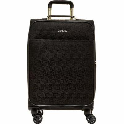 ゲス GUESS Travel スーツケース・キャリーバッグ Ryann 20' Expandable Spinner Carry-On Luggage Black