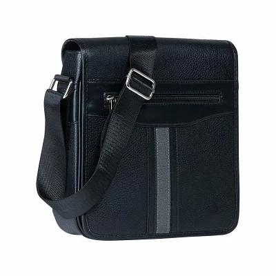 MKFコレクション MKF Collection by Mia K. Farrow メッセンジャーバッグ Daniel Messenger Shoulder Bag Black