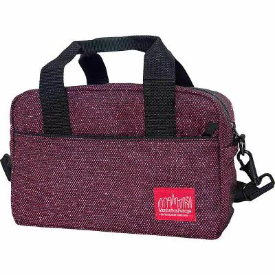 マンハッタンポーテージ Manhattan Portage ショルダーバッグ Midnight Parkside Shoulder Bag Burgundy