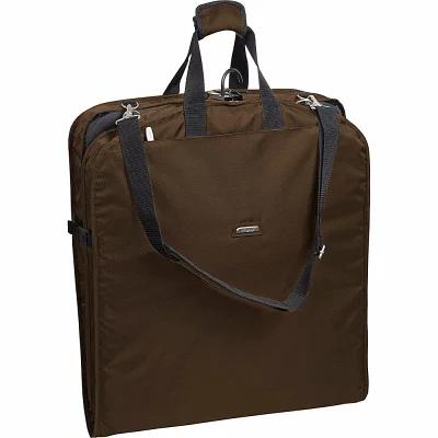 ウォーリーバッグ Wally Bags その他バッグ 42' Shoulder Strap Garment Bag Brown