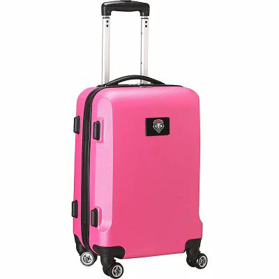 デンコスポーツラッゲージ Denco Sports Luggage スーツケース・キャリーバッグ NCAA 20' Domestic Carry-On Pink University of New Mexico Lobos