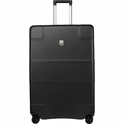 ビクトリノックス Victorinox スーツケース・キャリーバッグ Lexicon 29' Large Hardside Checked Spinner Luggage Black