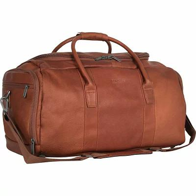 ケネス コール Kenneth Cole Reaction ボストンバッグ・ダッフルバッグ Duff Guy Colombian Leather Duffel Bag Cognac