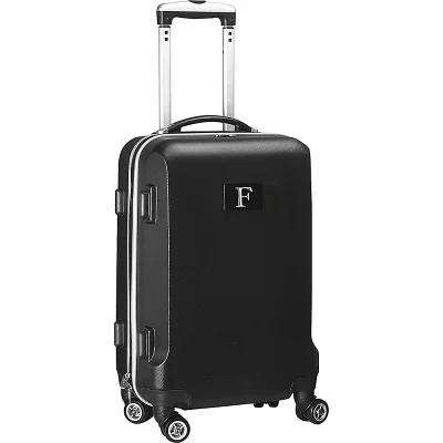 モジョ Mojo Licensing スーツケース・キャリーバッグ F Initial 21' Hardside Carry-On Spinner Luggage Black
