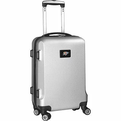 デンコスポーツラッゲージ Denco Sports Luggage スーツケース・キャリーバッグ NBA 20' Domestic Carry-On Silver Oklahoma City Thunder