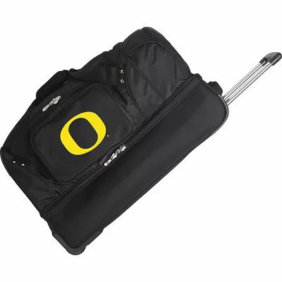 デンコスポーツラッゲージ Denco Sports Luggage スーツケース・キャリーバッグ NCAA 27' Drop Bottom Wheeled Duffel Bag University of Oregon Ducks