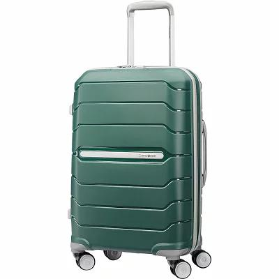 サムソナイト Samsonite スーツケース・キャリーバッグ Freeform 21' Carry-On Hardside Spinner Sage Green