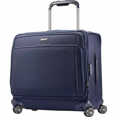サムソナイト Samsonite スーツケース・キャリーバッグ Silhouette XV Softside Large Glider Case Twilight Blue