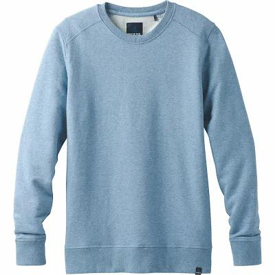 プラーナ PrAna その他トップス Asbury Long Sleeve Crew Sunbleached Blue Heather