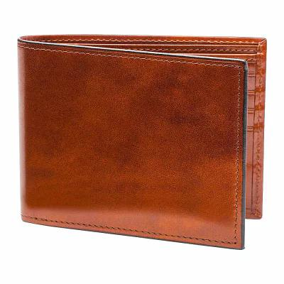 ボスカ Bosca 財布 Old Leather Continental ID Wallet Old Leather Amber (27)