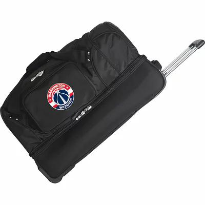 デンコスポーツラッゲージ Denco Sports Luggage スーツケース・キャリーバッグ NBA 27' Drop Bottom Wheeled Duffel Bag Washington Wizards
