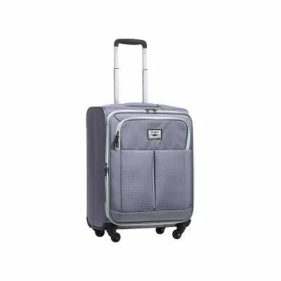 オーベン Orben スーツケース・キャリーバッグ Newt 21' Expandable Carry-On Spinner Luggage Grey