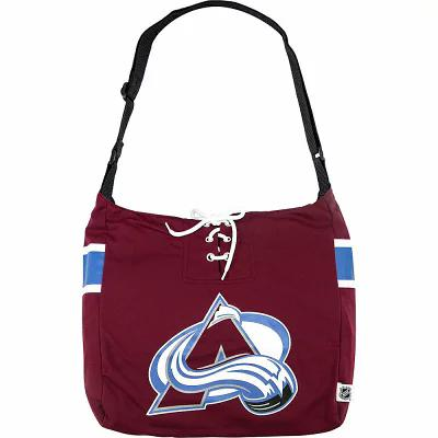 リトルアース Littlearth ショルダーバッグ Team Jersey Shoulder Bag - NHL Teams Colorado Avalanche