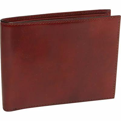 ボスカ Bosca 財布 Old Leather Executive I.D. Wallet Cognac