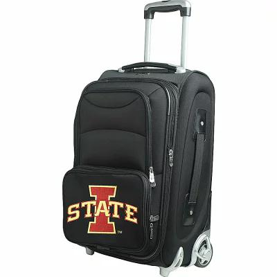 デンコスポーツラッゲージ Denco Sports Luggage スーツケース・キャリーバッグ NCAA 21' Wheeled Upright Iowa State University Cyclones