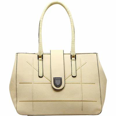 MKFコレクション MKF Collection by Mia K. Farrow ハンドバッグ Caldera Satchel Yellow