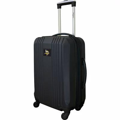 モジョ Mojo Licensing スーツケース・キャリーバッグ 21' Carry-On Hardcase 2-Tone Spinner Minnesota Vikings