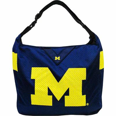 リトルアース Littlearth ショルダーバッグ Team Jersey Shoulder Bag - Big 10 Teams Michigan, U of