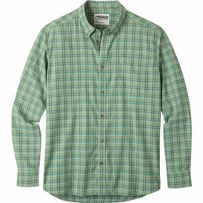 マウンテンカーキス Mountain Khakis その他トップス Spalding Gingham Long Sleeve Shirt Sage