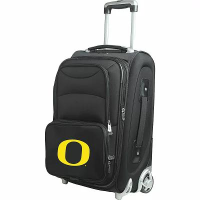 モジョ Mojo Licensing スーツケース・キャリーバッグ NCAA 21' Carry-On Rolling Luggage Oregon