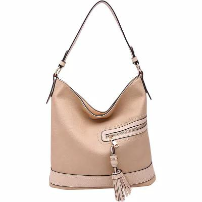 MKFコレクション MKF Collection by Mia K. Farrow ショルダーバッグ Elyza Fashion Hobo Apricot