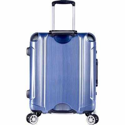 T.P.R.C. スーツケース・キャリーバッグ Luna 20' Hardside Carry-On Spinner Luggage Brushed Blue