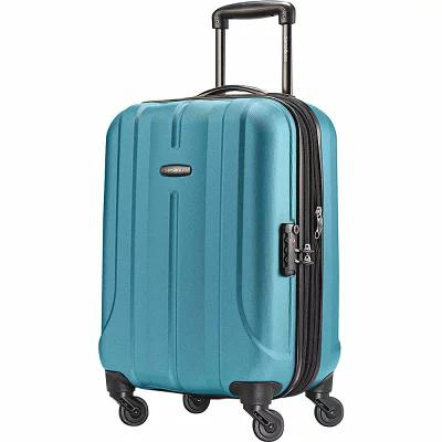 サムソナイト Samsonite スーツケース・キャリーバッグ Fiero 20' Carry-On Hardside Spinner Luggage Ocean Blue