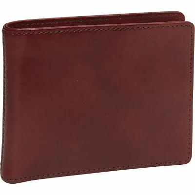 ボスカ Bosca 財布 Old Leather Executive ID Wallet Dark Brown
