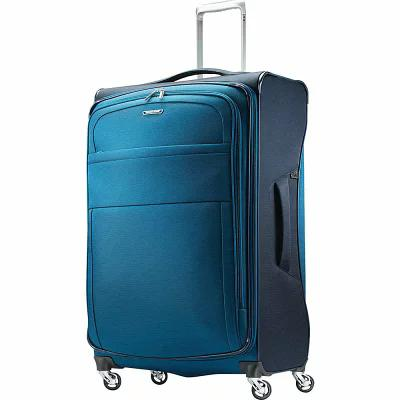 サムソナイト Samsonite スーツケース・キャリーバッグ Eco-Glide 29' Expandable Checked Spinner Luggage Pacific Blue/Navy