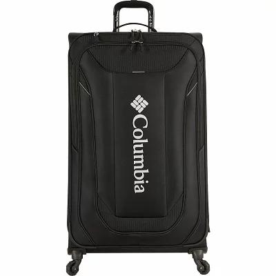 コロンビア Columbia Luggage スーツケース・キャリーバッグ Cabin Lake 31' Expandable Checked Spinner Luggage Black