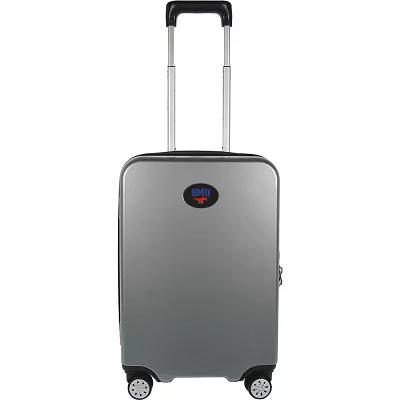 モジョ Mojo Licensing スーツケース・キャリーバッグ NCAA 22' Hardside Carry-On Spinner Luggage Southern Methodist