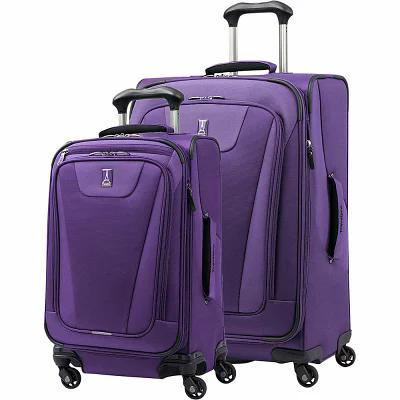 トラベルプロ Travelpro スーツケース・キャリーバッグ Maxlite 4 2 Piece Expandable Spinner Luggage Set Grape