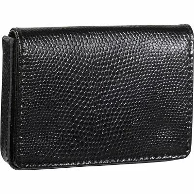 ブッドレザー Budd Leather カードケース・名刺入れ Business Card Case - Oversized Black