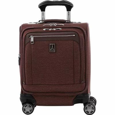 トラベルプロ Travelpro スーツケース・キャリーバッグ Platinum Elite Carry-On Spinner Tote Bordeaux