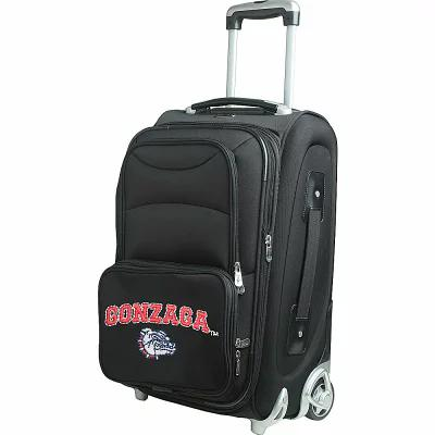 デンコスポーツラッゲージ Denco Sports Luggage スーツケース・キャリーバッグ NCAA 21' Wheeled Upright Gonzaga University Bulldogs