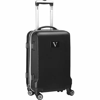 モジョ Mojo Licensing スーツケース・キャリーバッグ V Initial 21' Hardside Carry-On Spinner Luggage Black