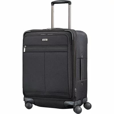 ハートマン Hartmann Luggage スーツケース・キャリーバッグ Century 22' Domestic Carry-On Expandable Spinner Luggage Basalt Black