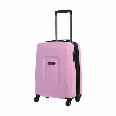 エピック EPIC スーツケース・キャリーバッグ HDX EX 22' Expandable Hardside Spinner Carry-On Gloss Pink