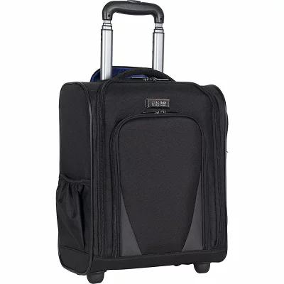 ケネス コール Kenneth Cole Reaction スーツケース・キャリーバッグ Going Places 16' Lightweight 2-Wheel Underseat Carry-On Luggage Black
