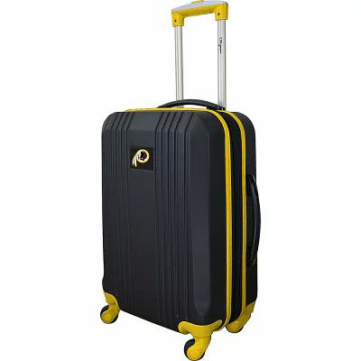 モジョ Mojo Licensing スーツケース・キャリーバッグ 21' Carry-On Hardcase 2-Tone Spinner Washington Redskins