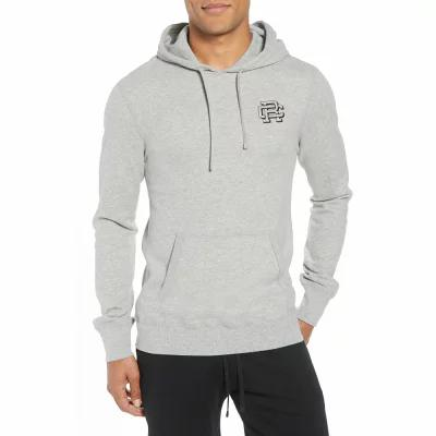 レイニングチャンプ REIGNING CHAMP パーカー Classic Fit Hooded Pullover Heather Grey